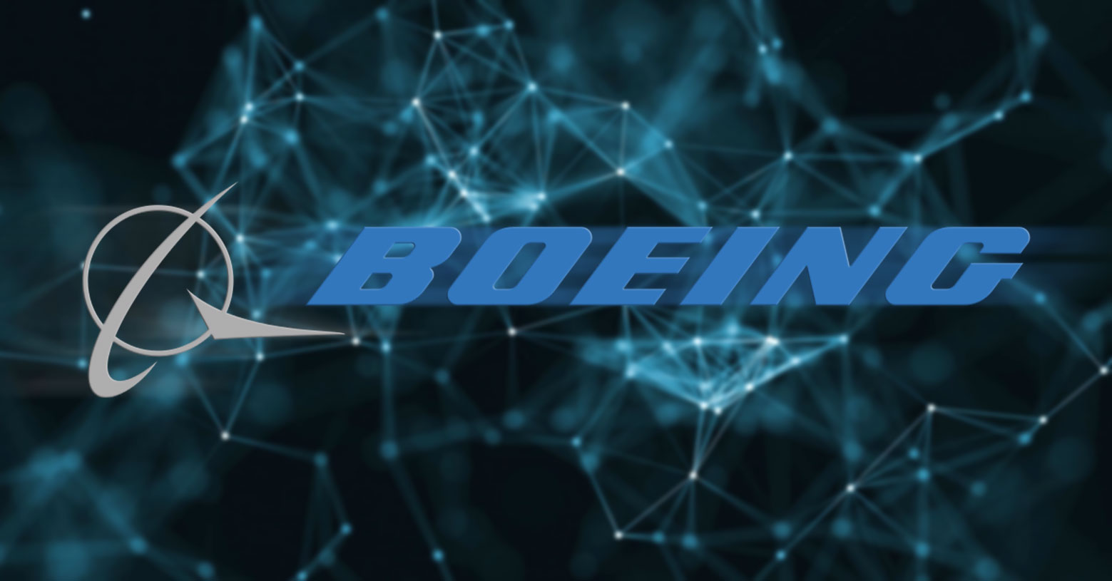 Boeing blockchain