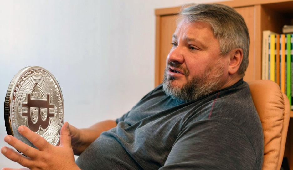 Антон Баков и Bitcoin