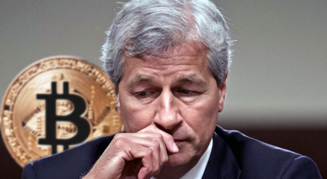 Генеральный директор JPMorgan Chase, американский бизнесмен и банкир Джеймс Даймон