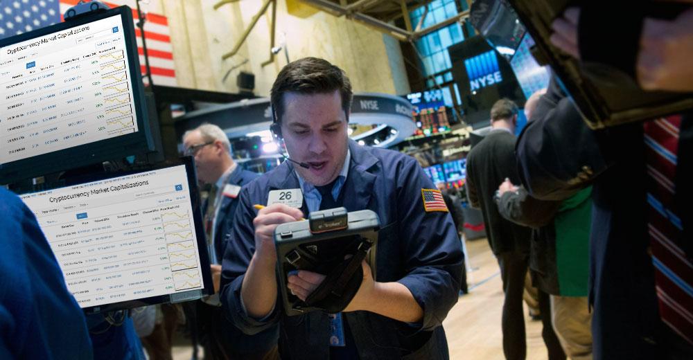 На фоне роста рынка объемы биткоин-ETP подскочили на 53%