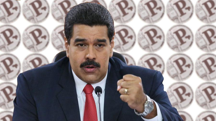 Мадуро дал указание госкомпании продавать нефть за криптовалюту Petro