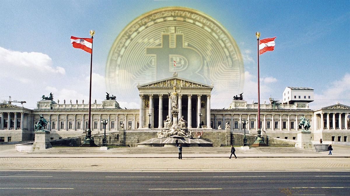 Австрия криптовалюта Bitcoin