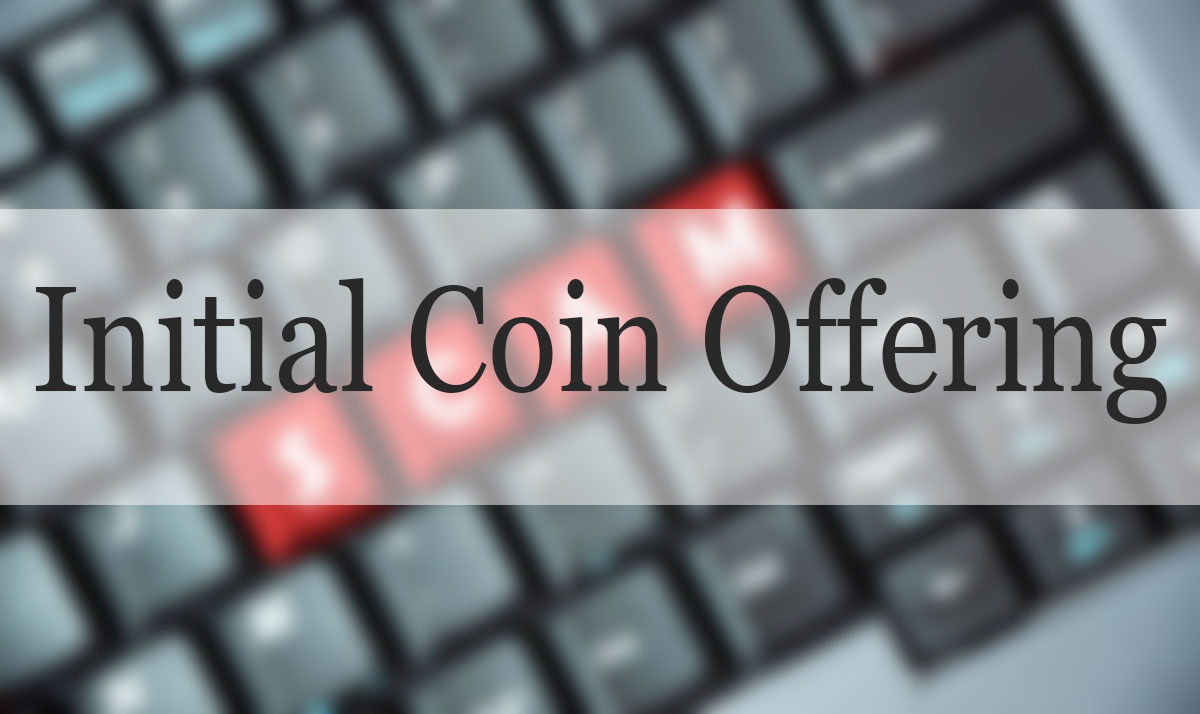 ICO Initial coin offering-SCAM