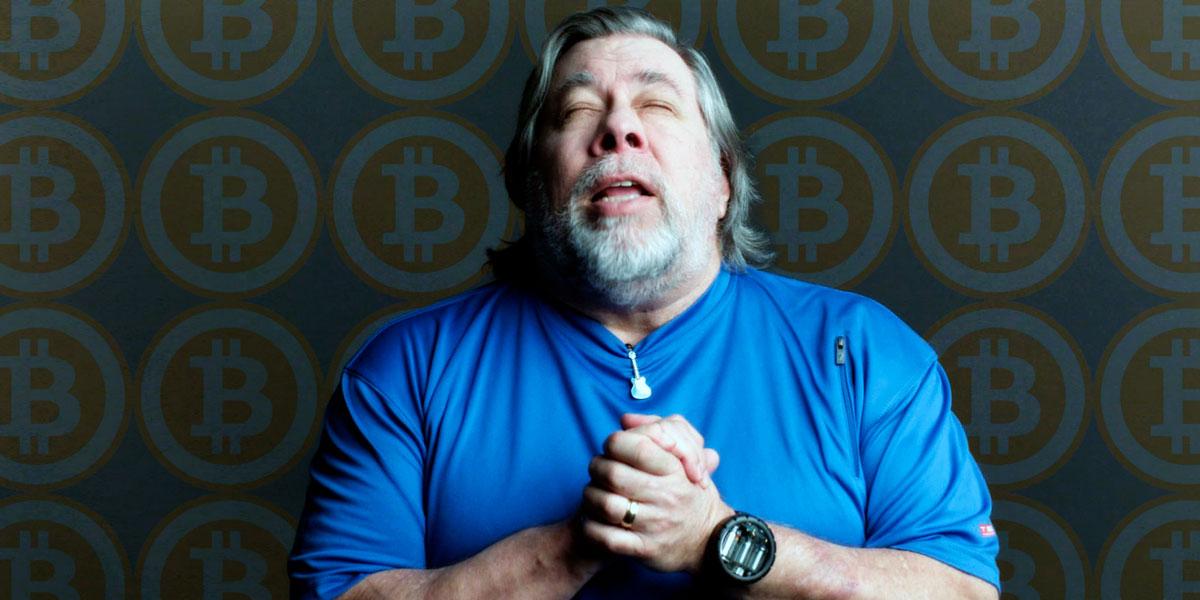 Stephen Gary Wozniak Bitcoin