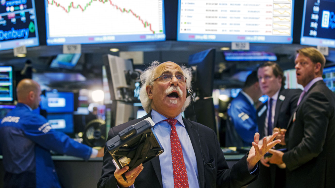 Биткоин падает, биржа