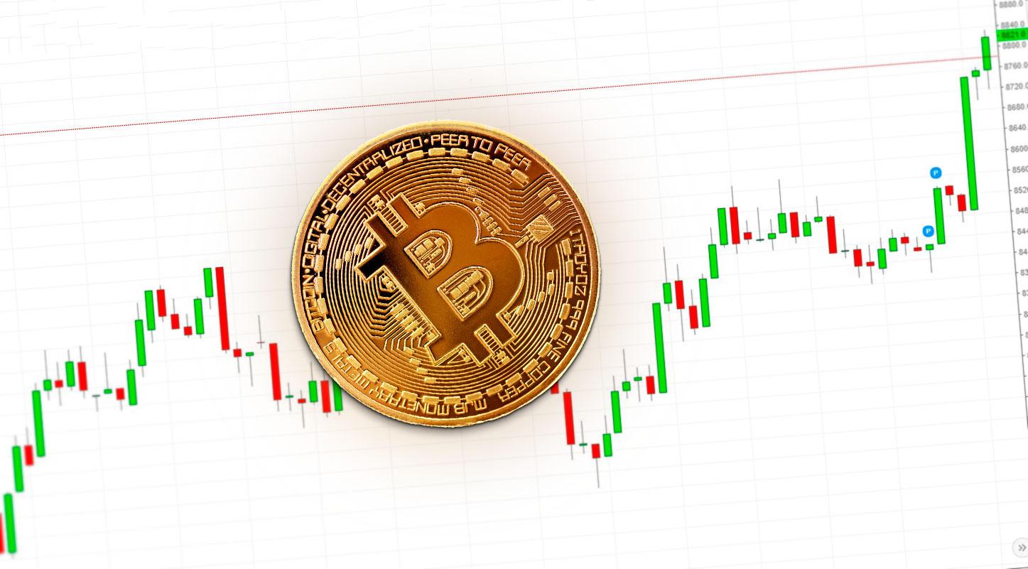 bitcoin $8 800