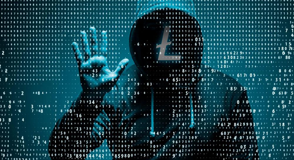 Litecoin хакер