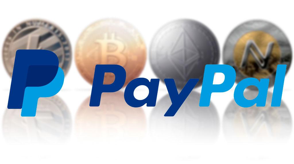 PayPal криптовалюта