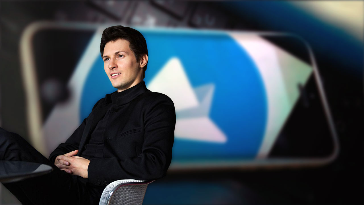 Дуров Telegram ICO TON
