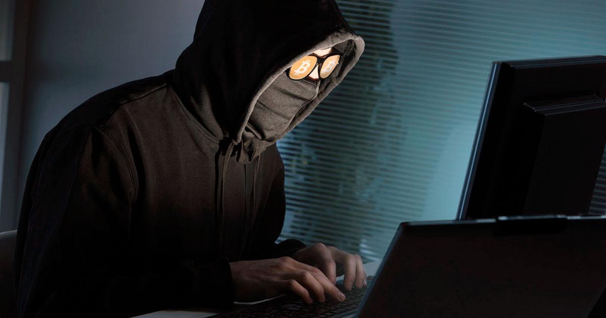 Хакер bitcoin