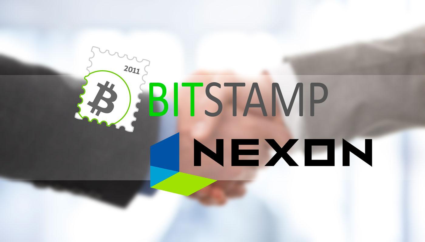 Bitstamp Nexon
