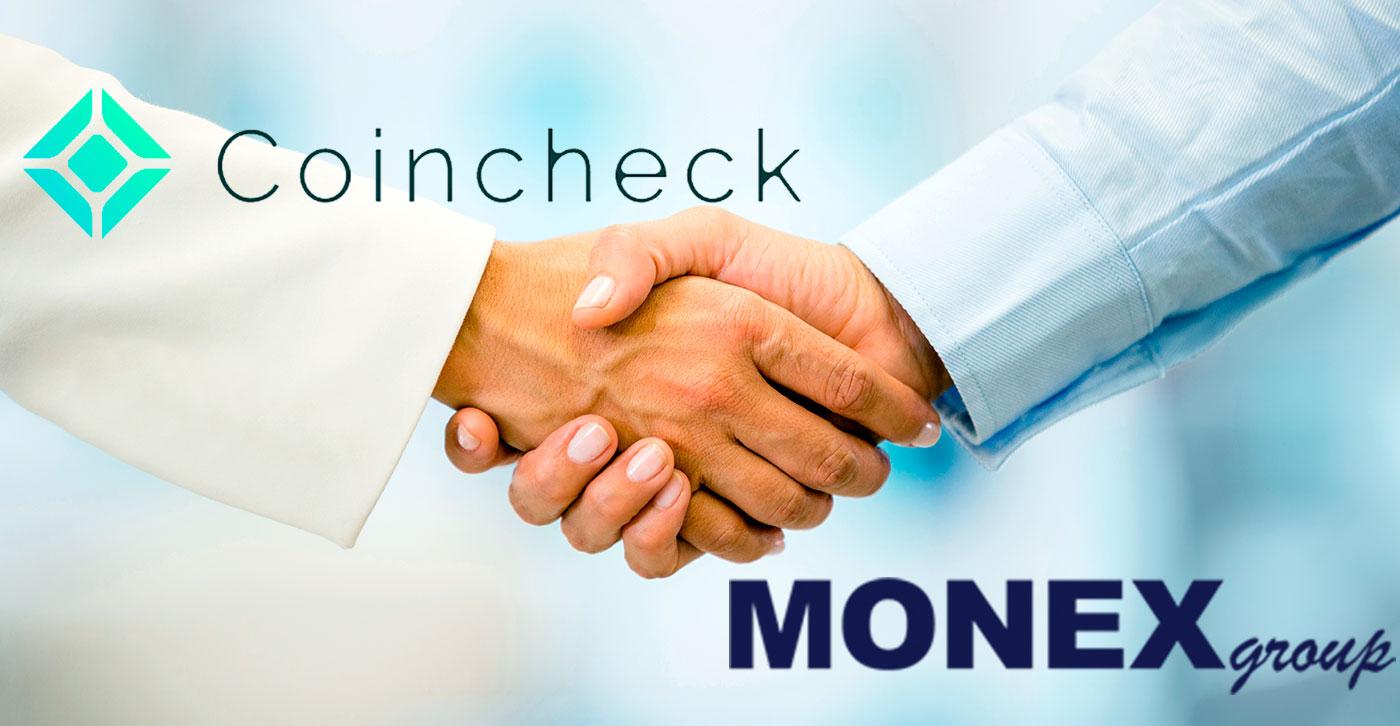 Monex Coincheck