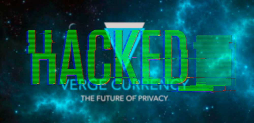 Verge hacked