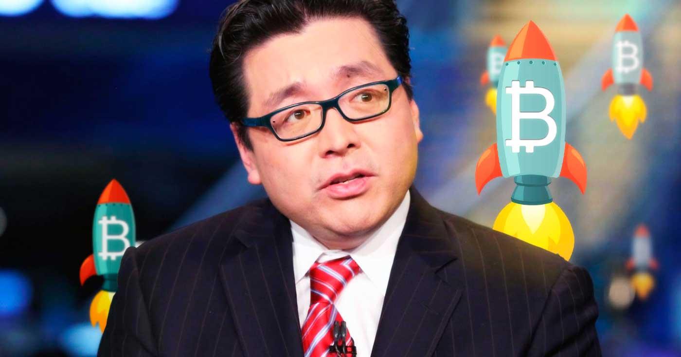 Том Ли, курс биткоина к доллару 25000