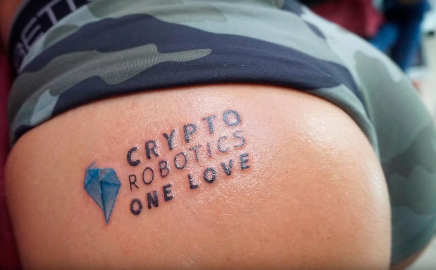 CryptoRobotics ICO
