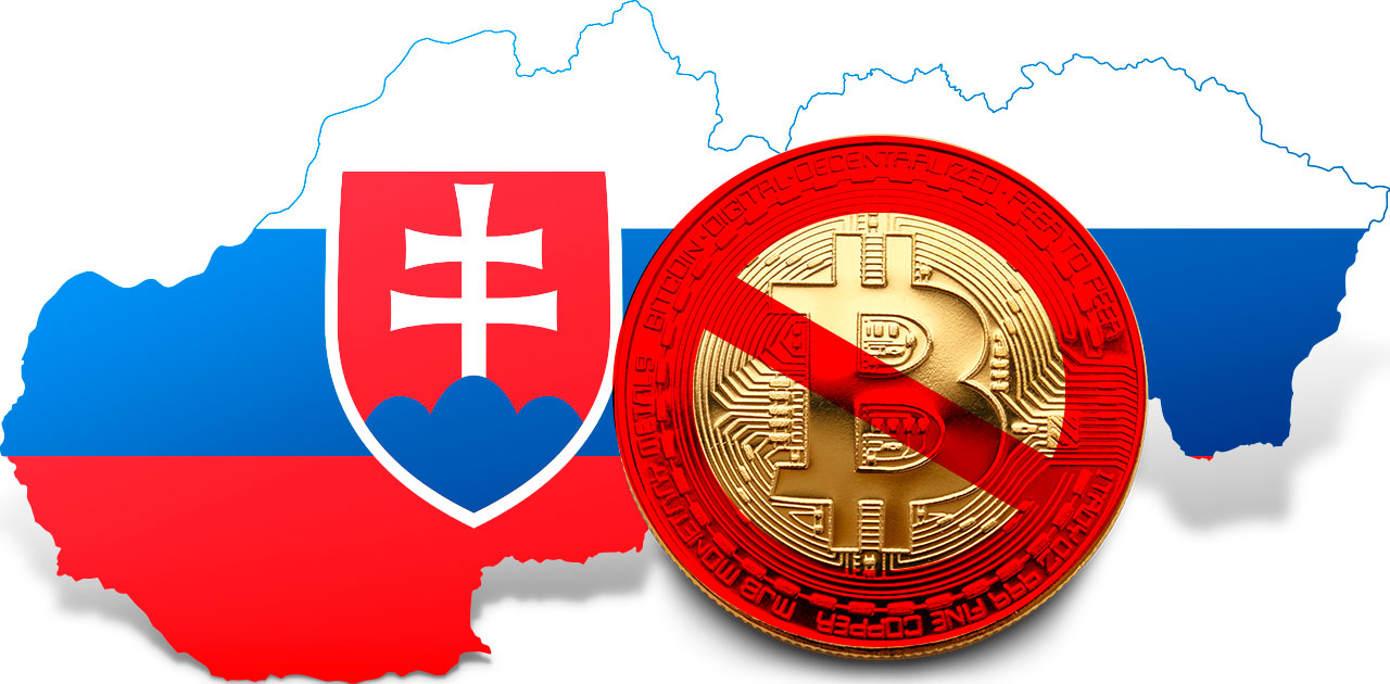 Slovakia ban bitcoin