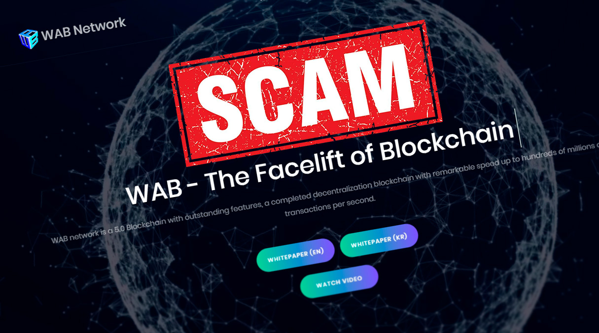 WAB-Network-SCAM