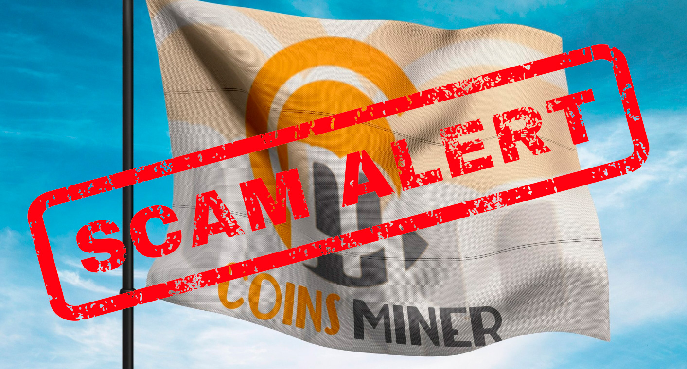 Coins-Miner-Investment scam