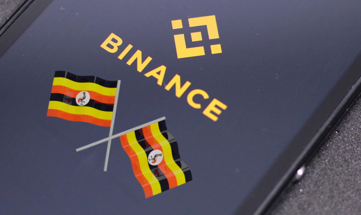 Binance-uganda