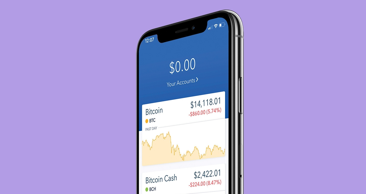 iPhone Bitcoin