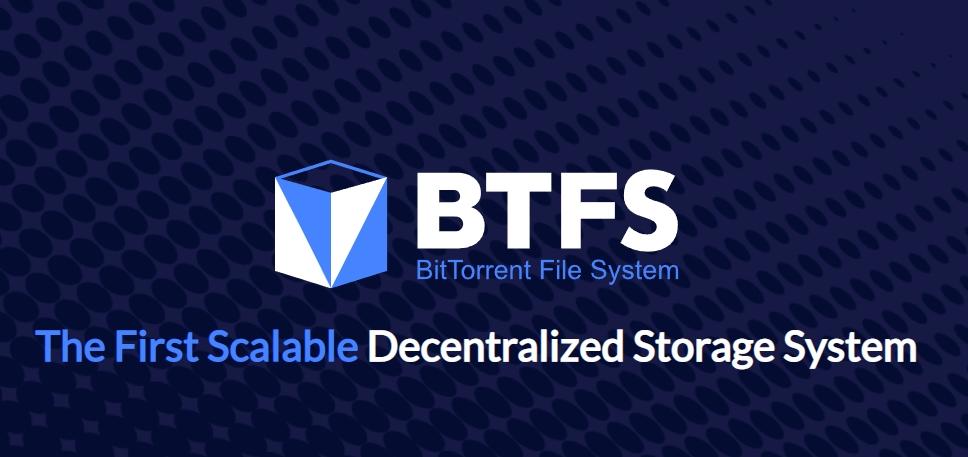 BTFS BitTorrent