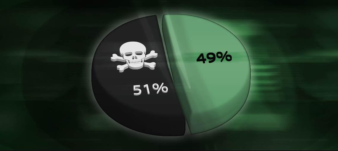 atack 51%, Атака 51%