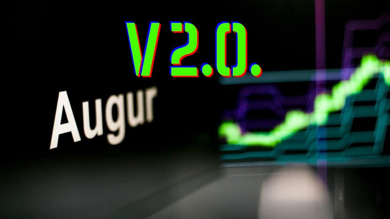 Платформа прогнозирования Augur анонсировала обновление до версии 2.0 этим летом