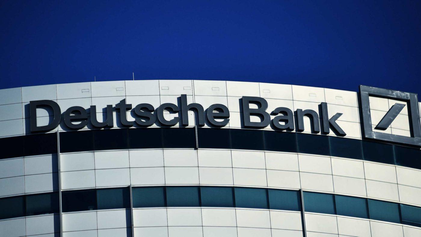 """Deutsche Bank агитирует за """"неизбежный переход к цифровым деньгам"""""""