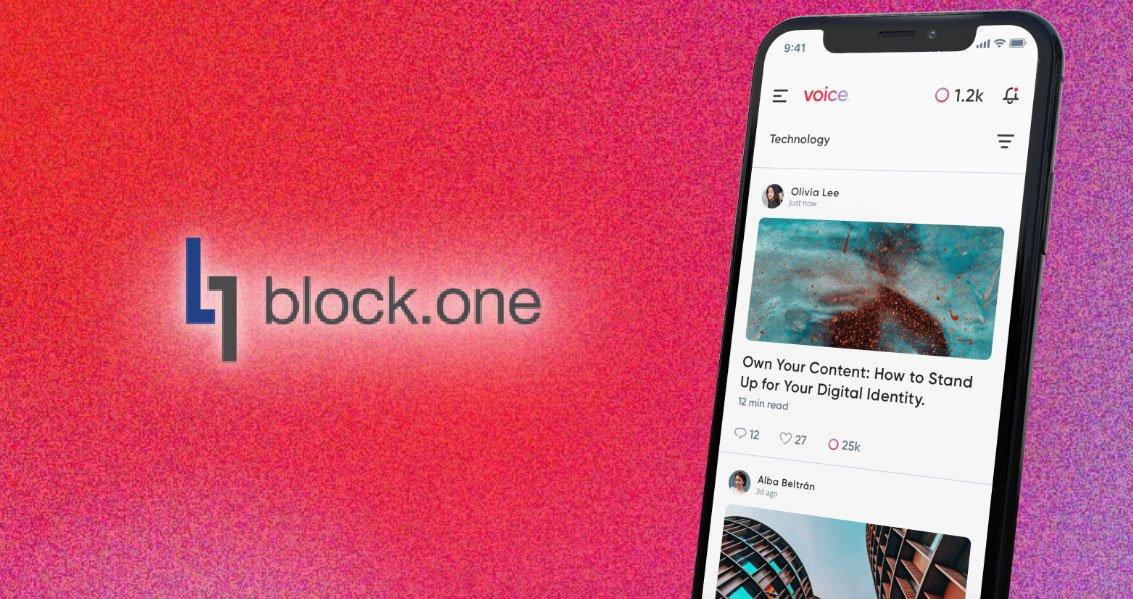 BlockOne voice