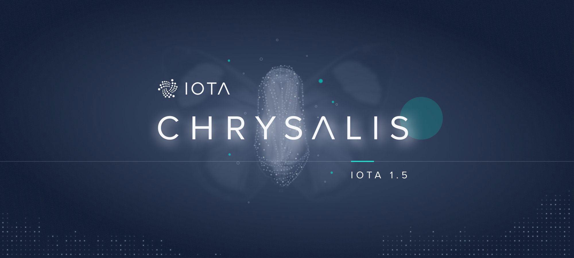 Chrysalis IOTA