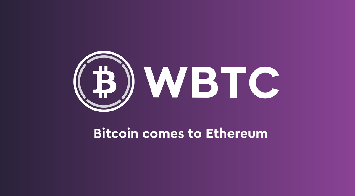 Wrapped bitcoin WBTC