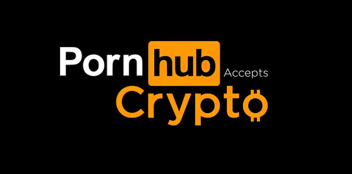 Теперь Pornhub принимает только криптовалюту