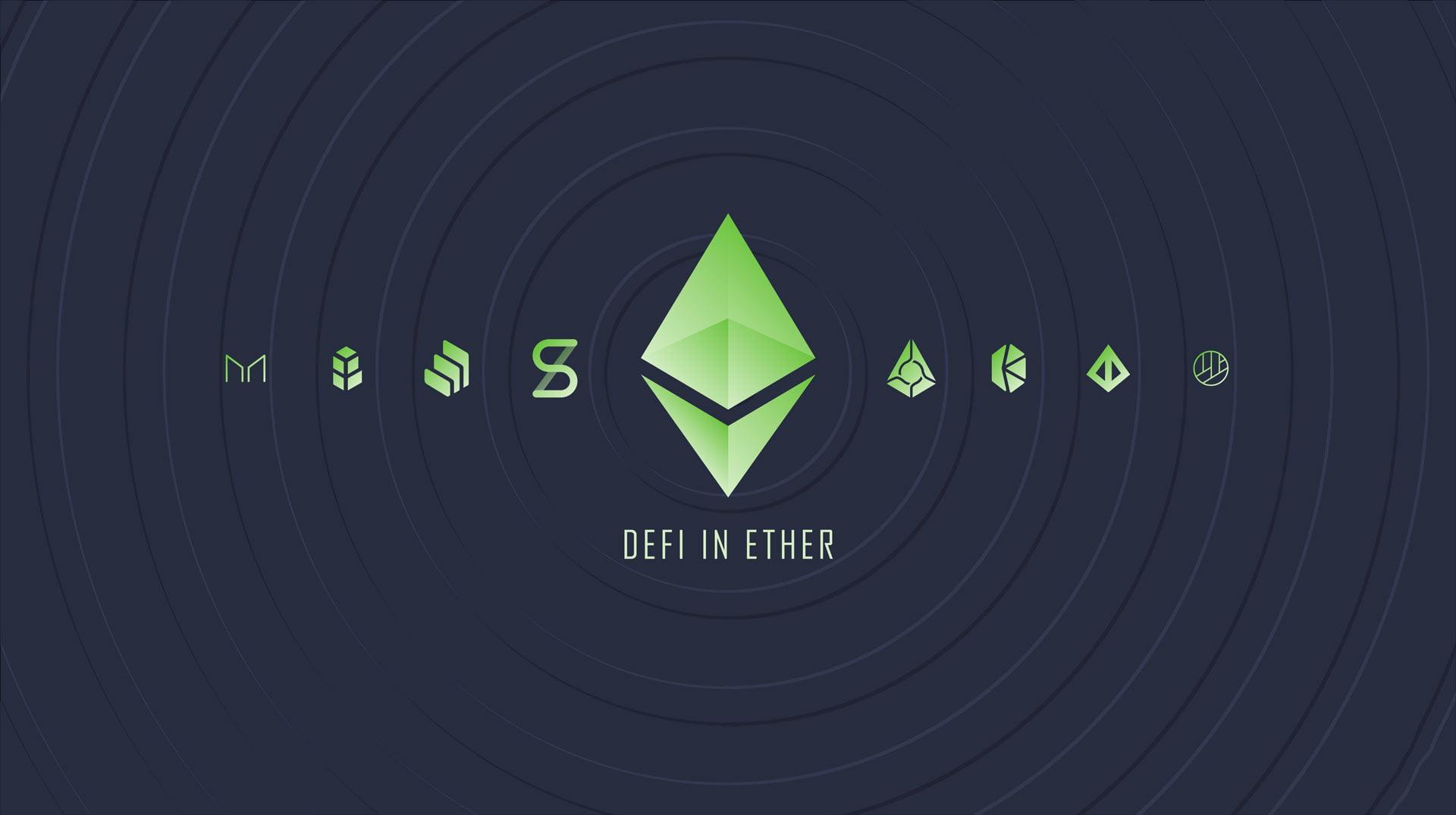 96% транзакций DeFi-проектов проводятся в сети Ethereum