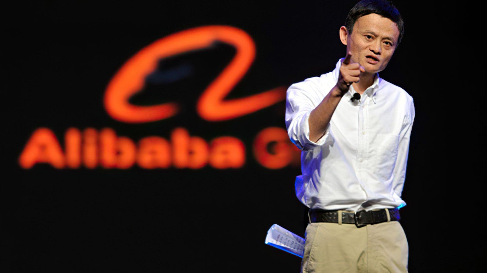 Учредитель Alibaba Джек Ма навел шороху среди поклонников криптовалют