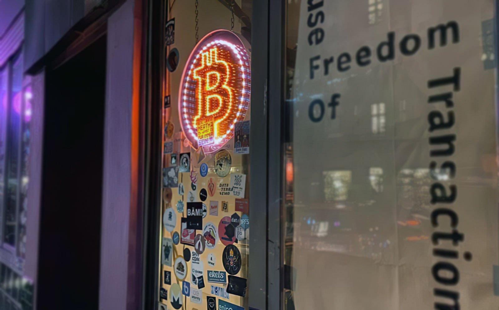 Закрылся бар, в котором впервые в мире начали принимать биткоин в качестве оплаты
