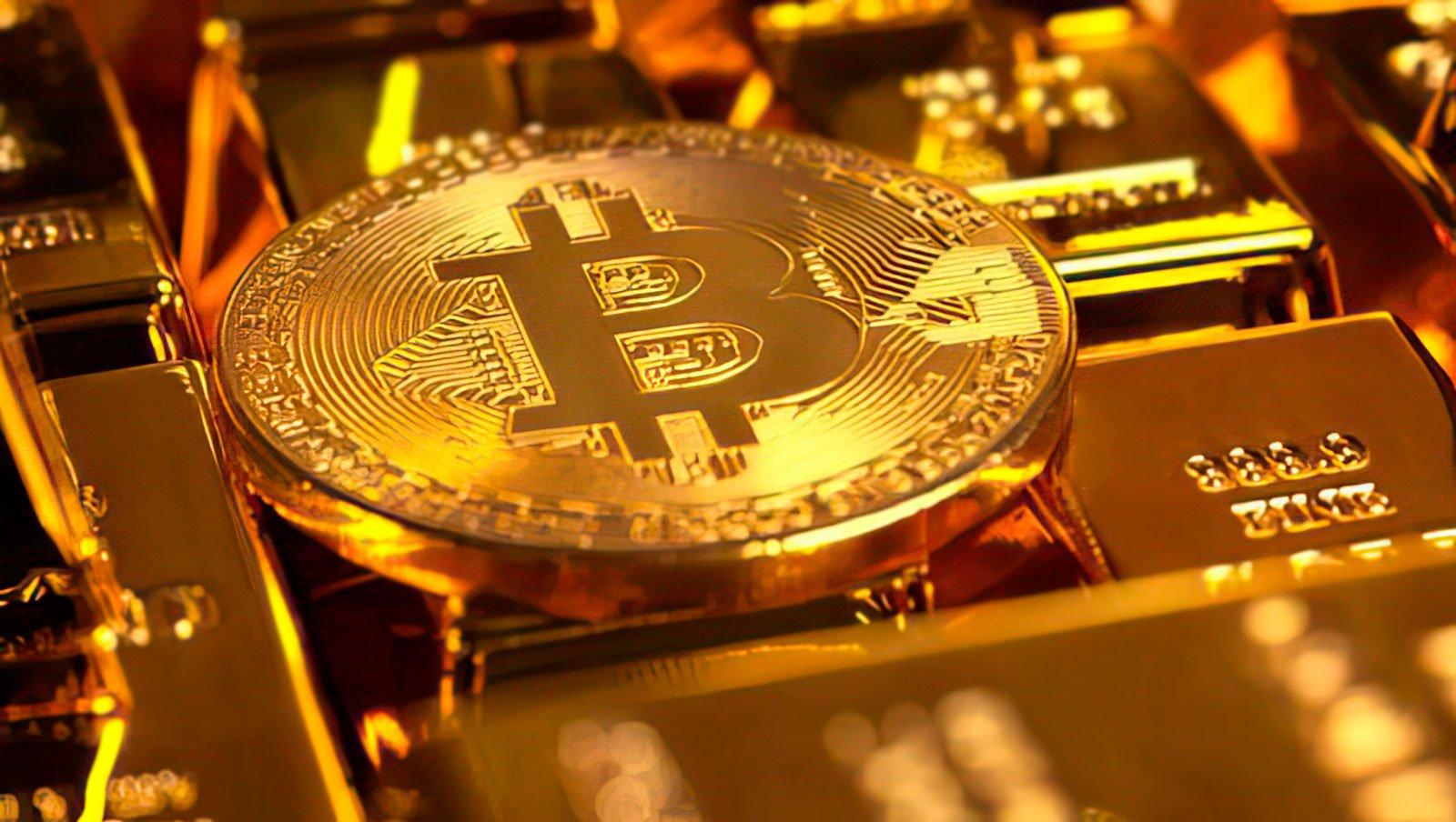JPMorgan: Инвесторы рассматривают биткоин, как альтернативу золоту