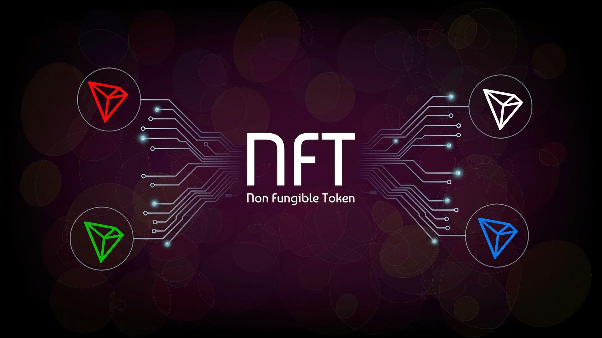 NFT Tron trx