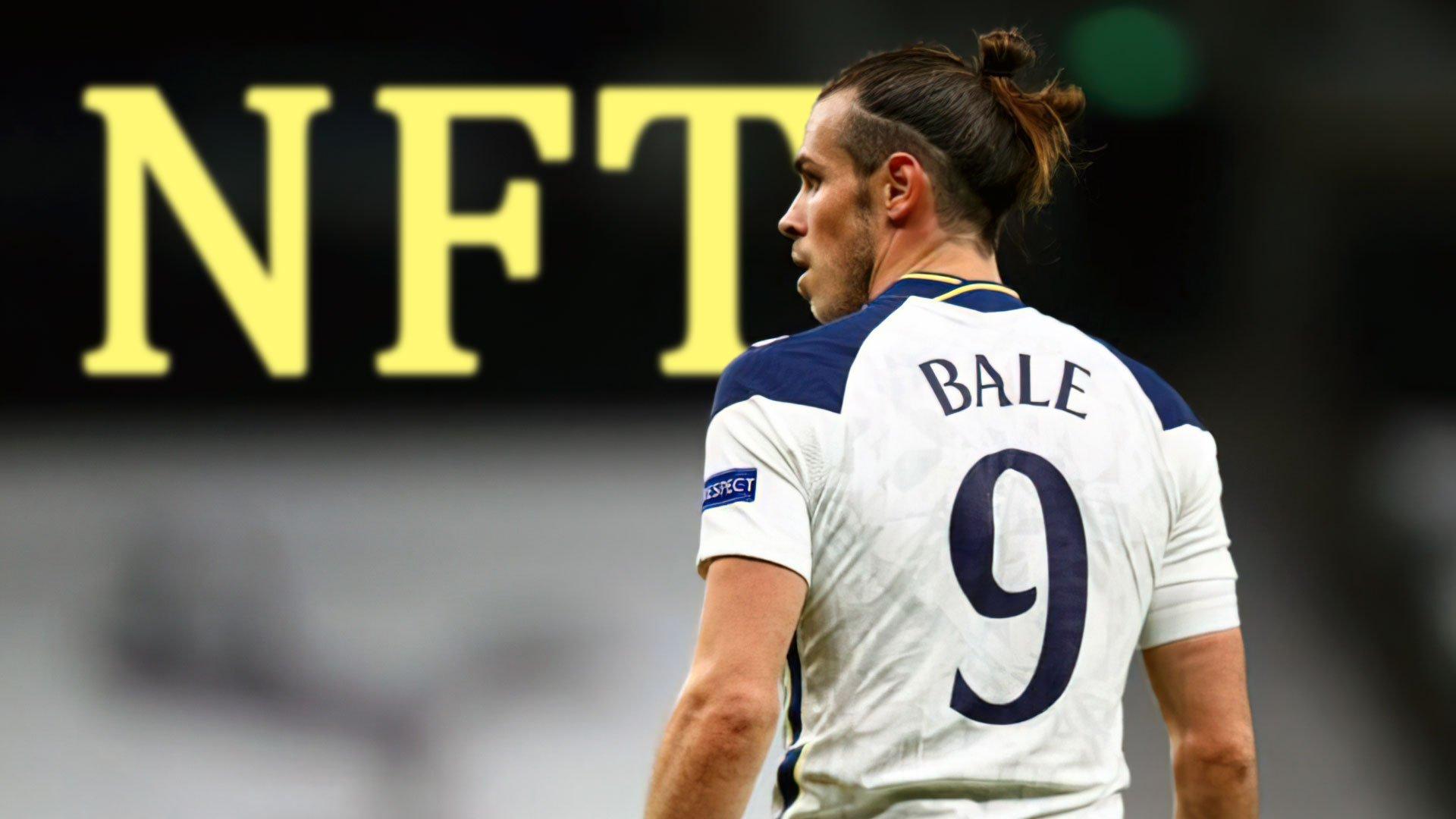 Gareth Bale NFT